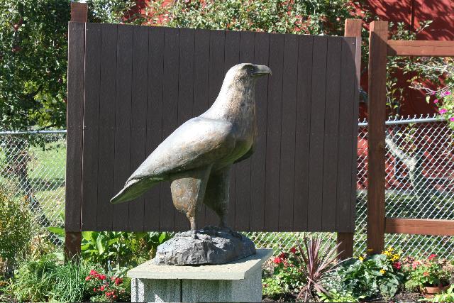 Adler | Alexander-Sculpture-Garden Clarence New-York
