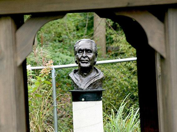 H.-H.-Swami-Rama | Alexander-Sculpture-Garden Clarence New-York