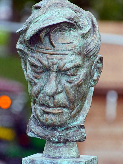 Herbert von Karajan | Alexander-Sculpture-Garden Clarence New-York