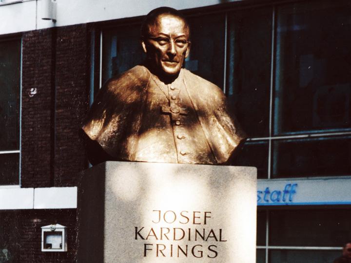Josef Kardinal Frings | Laurenzplatz Köln